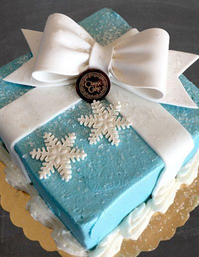 Classic Cake Wedding cake 1