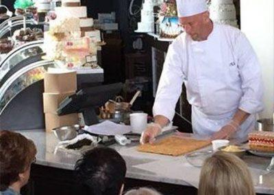 Classiccake Chef Bennett Demo