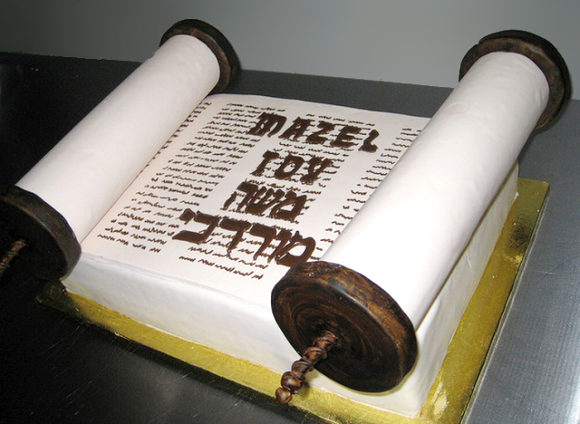 Mazel Tov Scroll