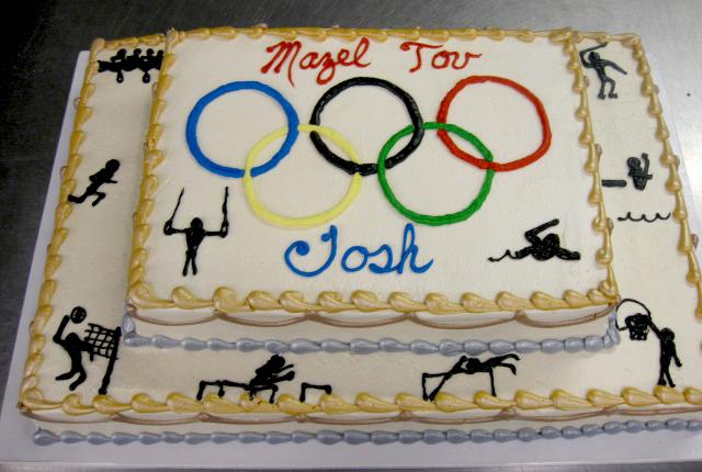 Olympic Mitzvah