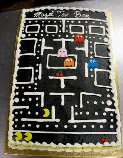 Pacman Mitzvah