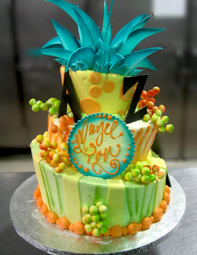 Tropical Mitzvah