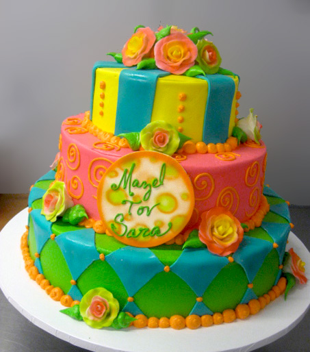 cakes-mitzvah-3tier-floral-whimsy