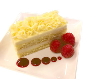 limoncello strip cake image