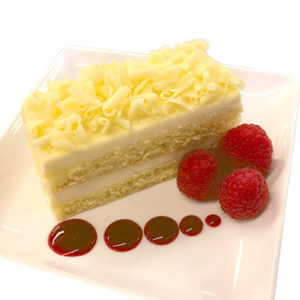 limoncello strip cake image
