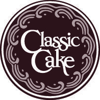 classic cake logo