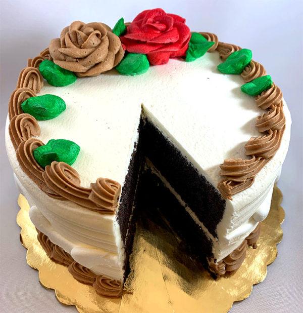 birthday cake chocolate