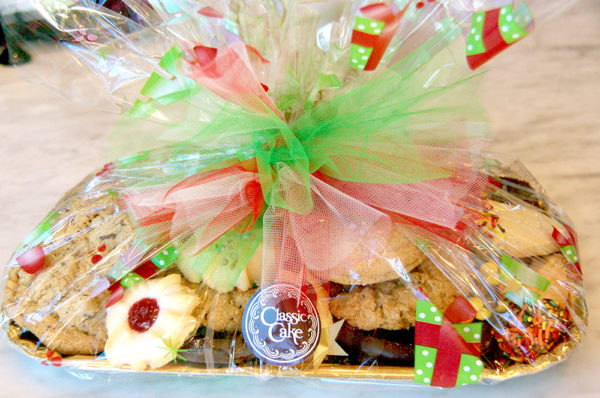 cookie tray 2 lb