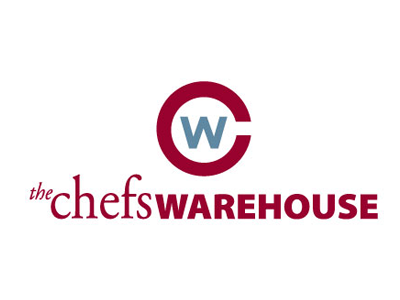 The chefs warehouse logo