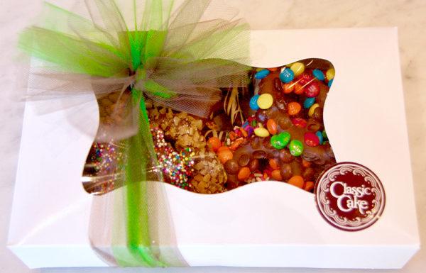assorted pretzel box